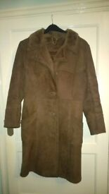 new without tags - womens genuine sheepskin coat