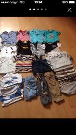 3-6 months clothes