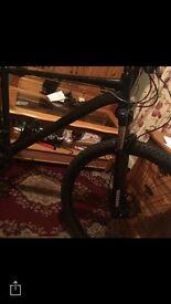 Mountain Bike Front Suspension Kona Hydraulic Juicy fluids brakes