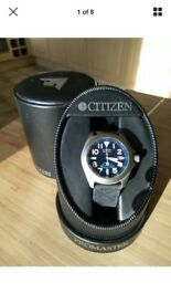Citizen Promaster Tough Ray Mears limited edition AORAKI MOUNT COOK-Very very rare!!!