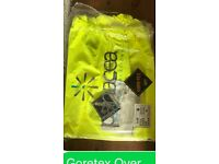 Goretex Hi Vis Trousers