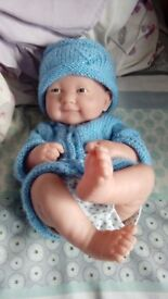 Berenguer baby boy