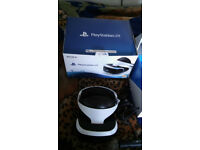 PS4 Vr Goggles PS4 camera V2 and game £300