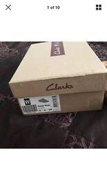 Ladies clarks sandals size 5 bnwt