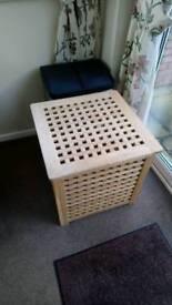 Ikea hinged washing basket