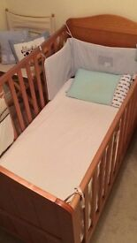 Mothercare Darling cot bed