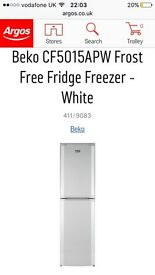 Tall fridge freezer - automatic defrost/ frost free