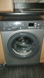 Hot point Washing machine 8kg, £50