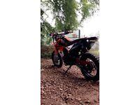 Pulse Adrenaline 125cc 2014