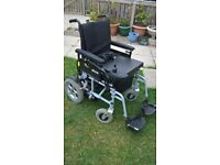 Ride Electric wheelchair
