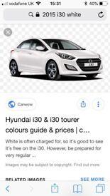 2015 Hyundai i30 Diesel low milage