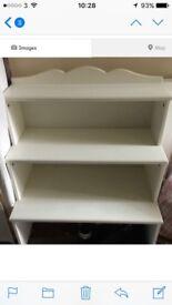 Ikea wardrobe and shelves unit