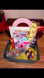 kids easter hampers for boy or girl 10 kids hair bursh £4 sweet cones 2. 50 collect only hamilton