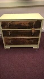 lovely restored set of drawers