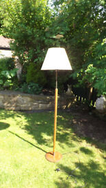 Small Standard Lamp Modern item in 50's / 60's Retro Style