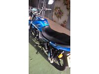 Sinnis 125 As New