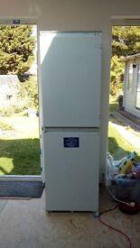 Indesit integral fridge freezer