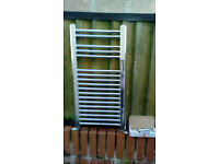 Chrome Towel Radiator Rail