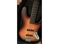 Fender/Squire Vintage Modified Fretless Jazz Bass
