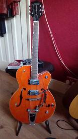 Gretsch G5120 in Orange (gorgeous)