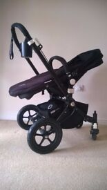Bugaboo Cameleon2 pushchair with accessories