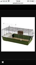 Rabbit/guinnea pig cage
