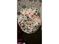 toddler bean bag chair