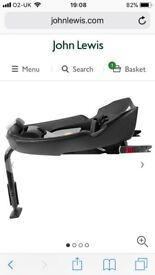Cybex cloud q platinum care seat !