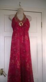 LADIES MAXI DRESS