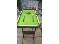 Small size Pool Table £30 free delivery uxbridge area