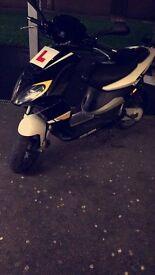 Nrg Hyper 2 50cc moped