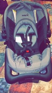 Infant 3 in 1 car seat