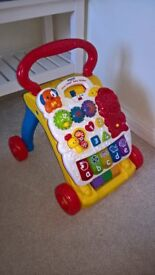Vtech Baby Walker (without phone)