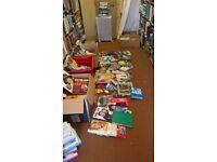 MEGA SALE CLEARANCE BUNDLE OF OVER 50+ NON FICTION BOOKS GRAB A BARGAIN £10 SEE PICS