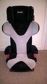 RECARO START CHILD CAR SEAT Stage I-III
