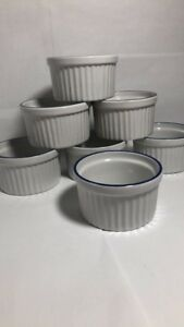 Baking Dipping Salad Set of 7 Mini Dishes 7cm x 4cm