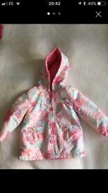 Baby coat 12-18 months