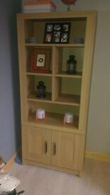 stunning solid wood cabinet (house clearout)
