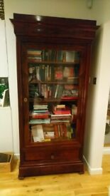 Lovely period display cabinet