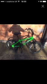 Kids terrain bmx bike 20 inch wheel