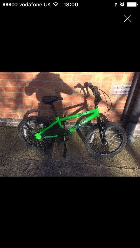 Kids terrain bmx bike 20 inch wheel