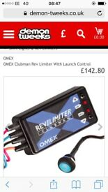 OMEX rev limiter/launch (fits most)