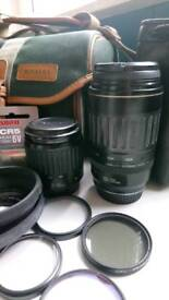 *FINAL CHANCE* SLR 35mm Canon Outfit