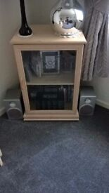 Display unit, Tv unit & Stereo unit