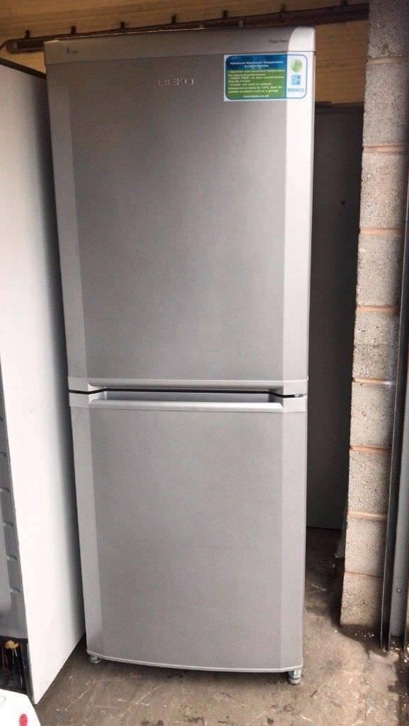 Beko Fridge Freezer (Extra Wide) (6 Month Warranty)