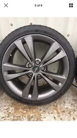 18 inch skoda vrs alloys
