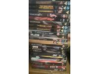 Bond films dvd collection. (all 26 films)