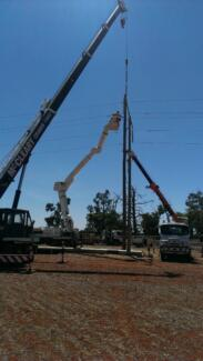 Crane Business for sale Beelbangera Griffith Area Preview