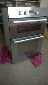 Hotpoint Build in 90cm Dble Oven