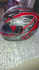 Motor Bike Helmet (AGV)